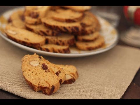 Fekas : Biscuits croquants aux fruits secs