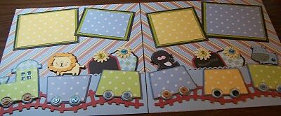 Includes video about embellishing die cuts.