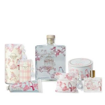 Lollia by Margot Elena | Modern Romantic Luxury | Fragrance | Bath and Body Luxuries