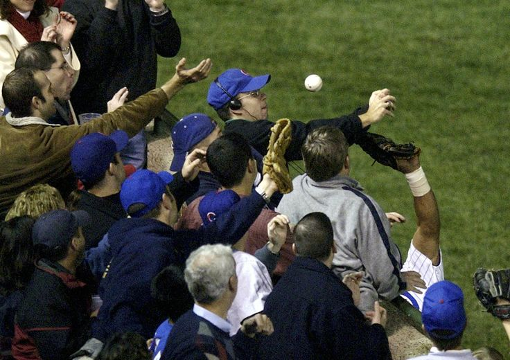 Steve Bartman should throw out first pitch at Wrigley http://ift.tt/2ek2JDj Love #sport follow #sports on @cutephonecases