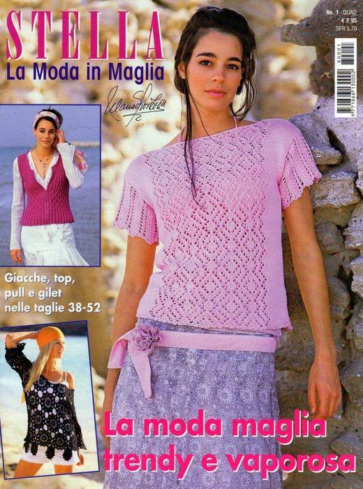 Moda Knitting Books : Best magazines � lire images on pinterest knitting