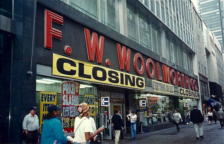 F.W. Woolworth Co.: Lincoln Ave. & School St. | Chicago