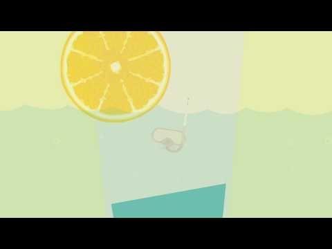 모나미(Monami) 모션그래픽 광고 - 상상의 시작편 - YouTube