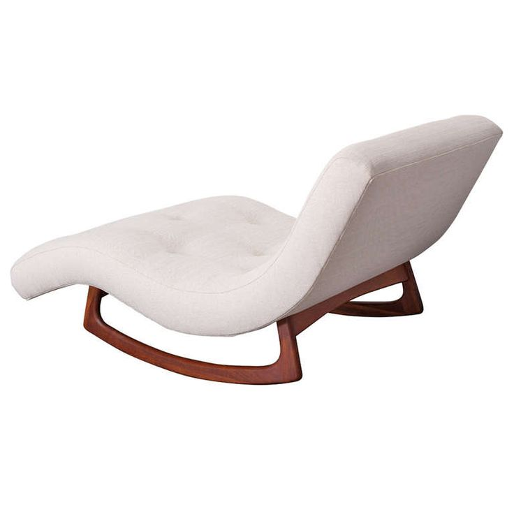 Adrian Pearsall Mid Century Modern Chaise Lounge