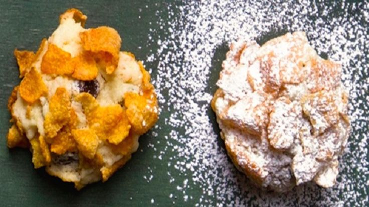 Umbrian Snowflake Cookies - I Love Italian Food