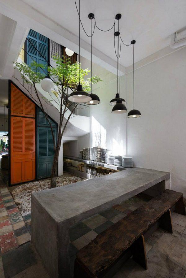 Die besten 25+ moderne chinesische Innen Ideen auf Pinterest - farbiges modernes appartement hong kong
