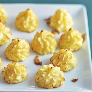 Recept - Pommes duchesse - Allerhande