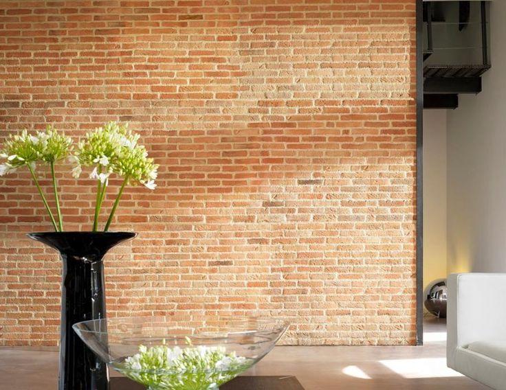 17 meilleures id es propos de parement brique sur for Parement brique interieur
