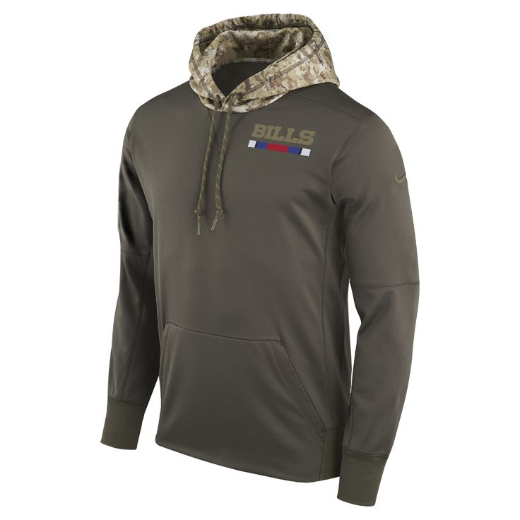 Nike Therma STS (NFL Bills) Men's Hoodie Size