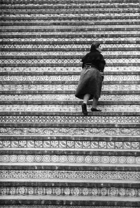 Ferdinando Scianna ITALY. Sicily. Province of Catania. Caltagirone. 1964. #lcaltagirone #sicilia #sicily