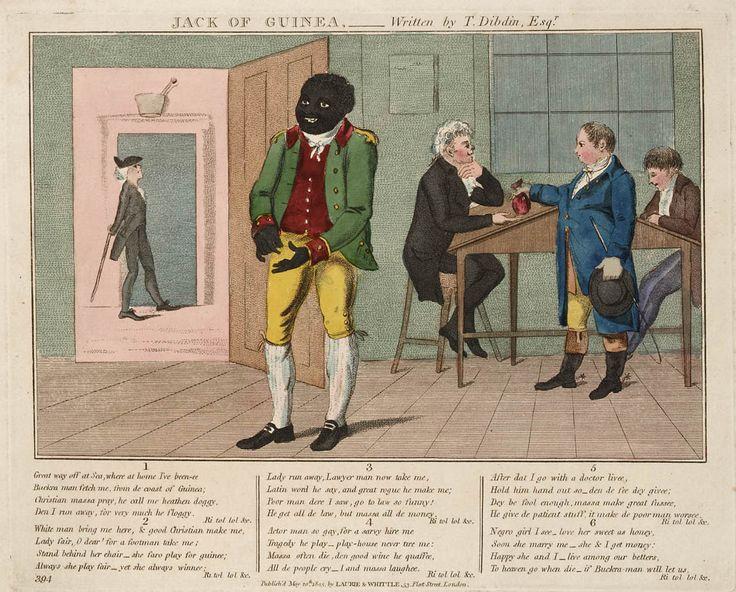 slaves in the 18th century Revolutionary changes and limitations: slavery in the 18th century property included other human beings should slaves run away to join the british forces.