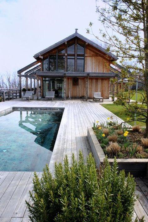 Maison Lac | Angelique Buisson | häuser