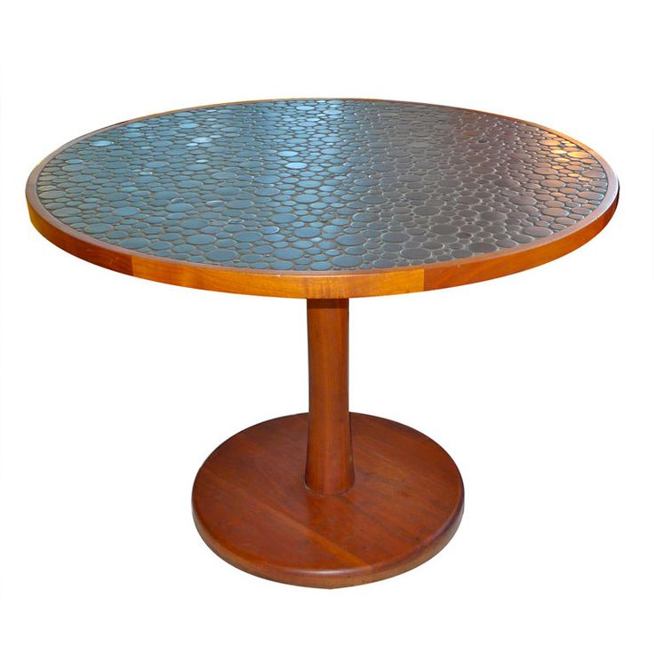 table top design tile tables pebble tiles modern dining room tables