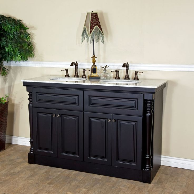 This Stunning Bellaterra Home 605522A Double Sink Traditional Bathroom  Vanity Http://www.