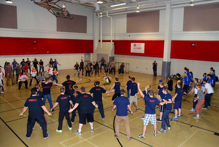 Campus Life Day 2014 - All about the dancing!
