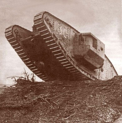 WW1 - Mk.IV Tank ...  =====>Information=====> https://www.pinterest.com/cgilbert2117/tanks/