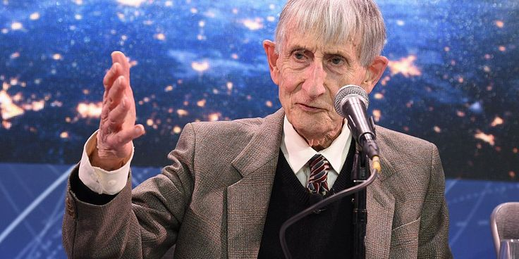 Freeman Dyson talks to Business Insider about math, the Orion Project, why he…
