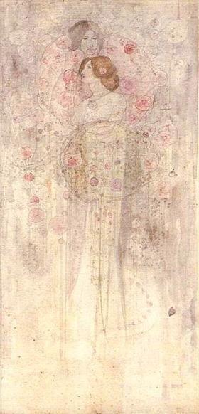 Fairies - Charles Rennie Mackintosh