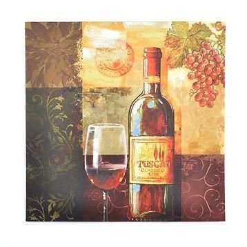 Tuscan Wine Canvas Art Print at Kirkland's