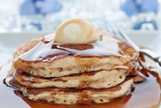 IHOP's Famous Buttermilk Panca... is listed (or ranked) 1 on the list IHOP Recipes