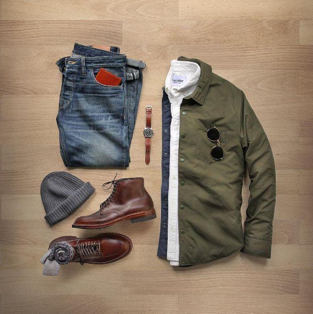 Rayas y Cuadros: Blog de Moda Masculina: Moda para hombre en Instagram (CLX)