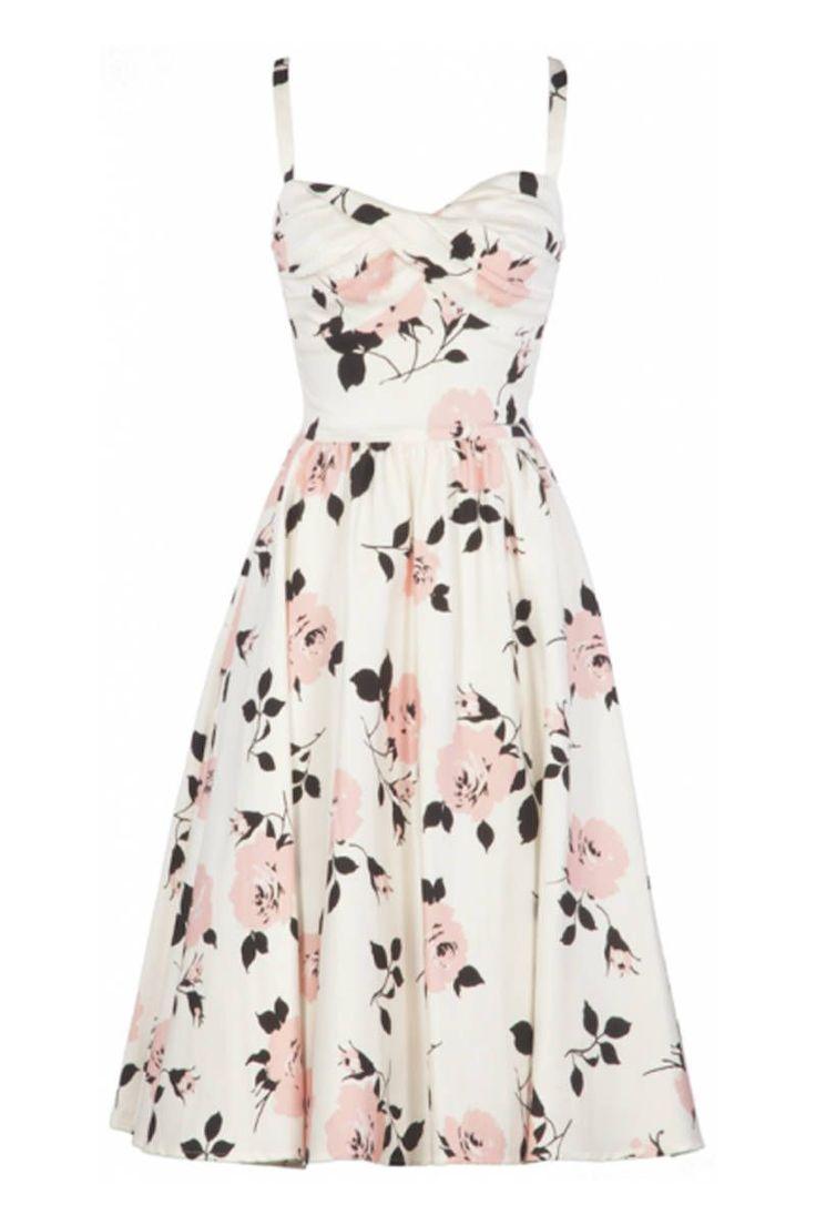 essay girls their summer dresses