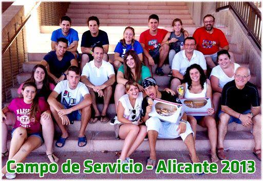 Fotos del Campo de Servicio