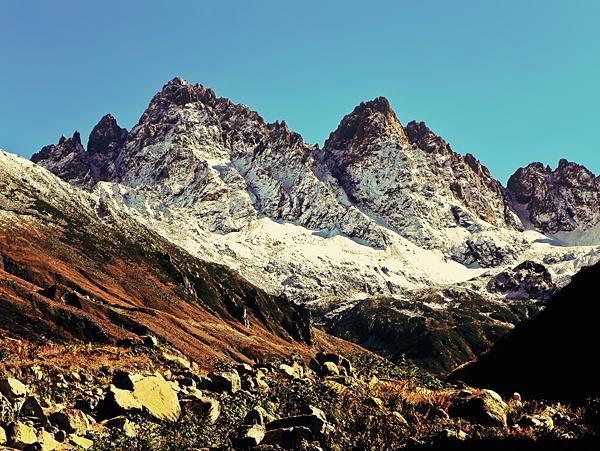 #Rize #Kackar #Mountain #Turkey #Landscape #Snow
