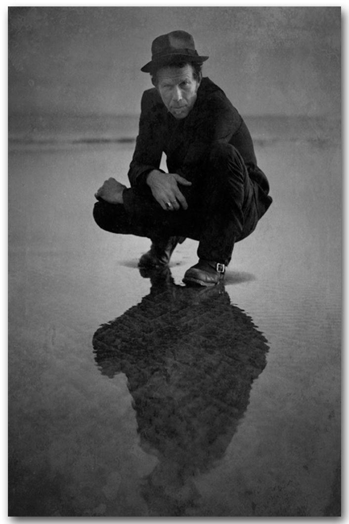 Tom Waits poster promo $9.84