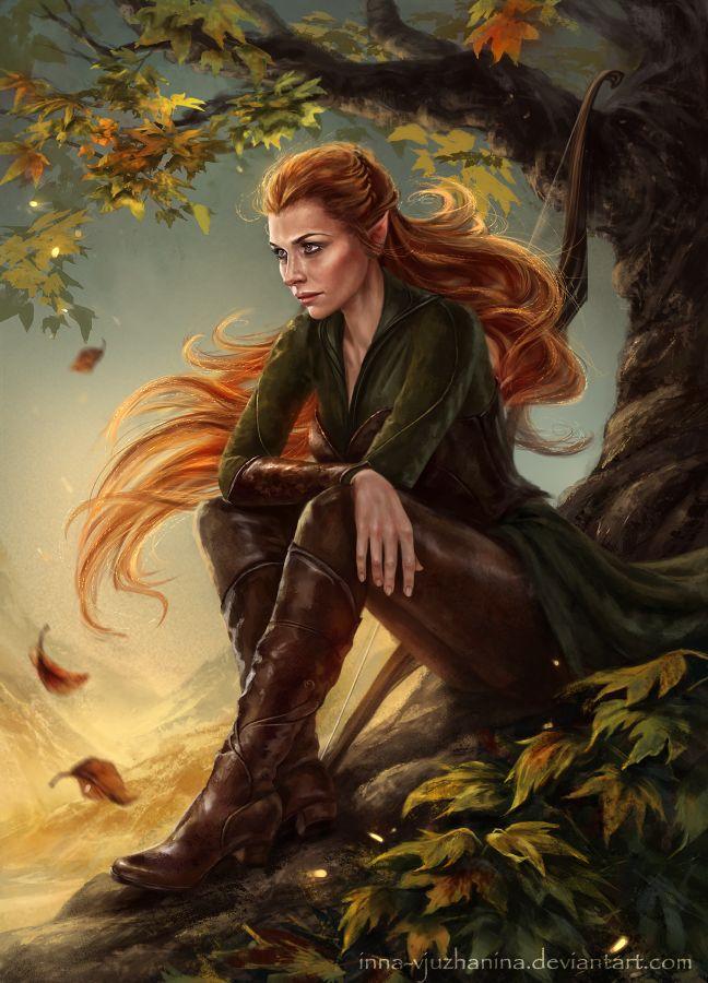 fantasy hobbit
