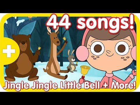 Jingle Jingle Little Bell | + LOTS of Super Fun Songs for Kids - YouTube