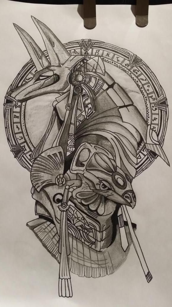 17 best images about stargate on pinterest egyptian tattoo anubis tattoo and deviantart. Black Bedroom Furniture Sets. Home Design Ideas