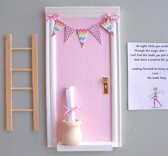 Inspirational Adorable Tooth Fairy ideas Featured Etsy Store