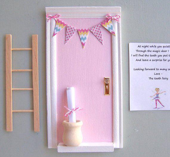 Best 25 tooth fairy doors ideas on pinterest tooth for Homemade elf door