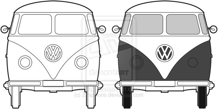 Line Drawing Van : Best images about vintage caravan on pinterest free