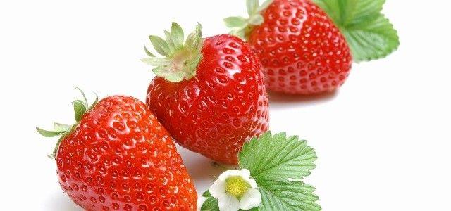 Las fresas reducen el colesterol