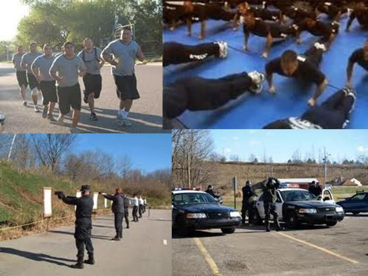 What to expect when attending the police academy.