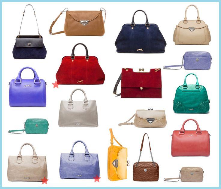 Bolsos Bimba y Lola Baratos: Puedes adquirirlo en muchos tamaños y con numerosos diseños tipo bandolera, de hombro o los mas comunes de mano, en su colección destaca su diversa variedad