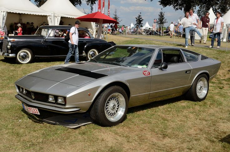Maserati Khamsin - 1979
