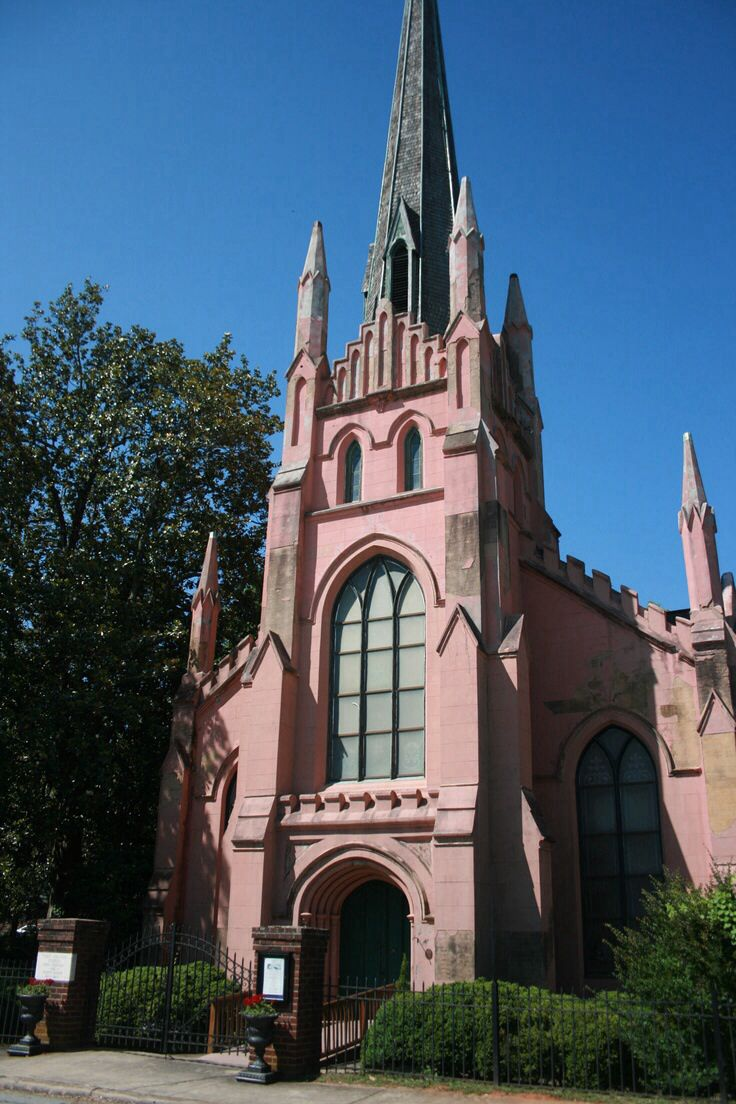 258 best church images on pinterest architecture church trinity episcopalian church in abbeville south carolina usa this church was built before sciox Choice Image