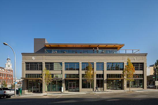 Culver Building