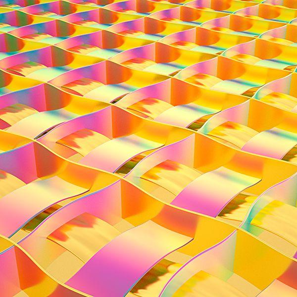Rainbow Paper Series #03
