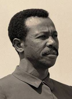 Mariam, Mengistu Haile - chairman of the Derg and Head of State of Ethiopia 1977 - 1987