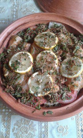 Je vous propose une recette de tajine de poisson, ici j'ai cuisiné avec des filets de merlu mais vous pouvez cuisiner ce tajine avec un autre poisson. Malgré que le plat est cuisiné dans un t…