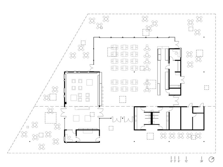 Exceptional Church Of Light Floor Plan Part - 14: CONTEXT: 22-acre Protestant Church Campus Within A Transitional Light -industrialu2026