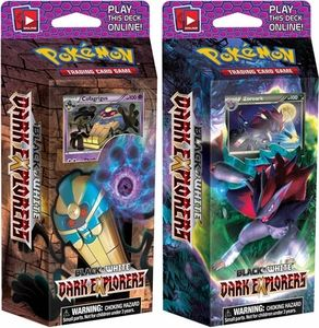 Pokemon Dark Explorers comes out in May; Theme deck set: $17.99