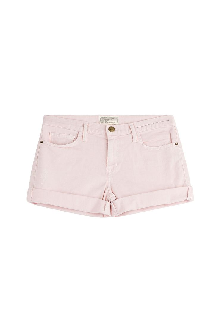 Current/Elliott - The Boyfriend Denim Shorts