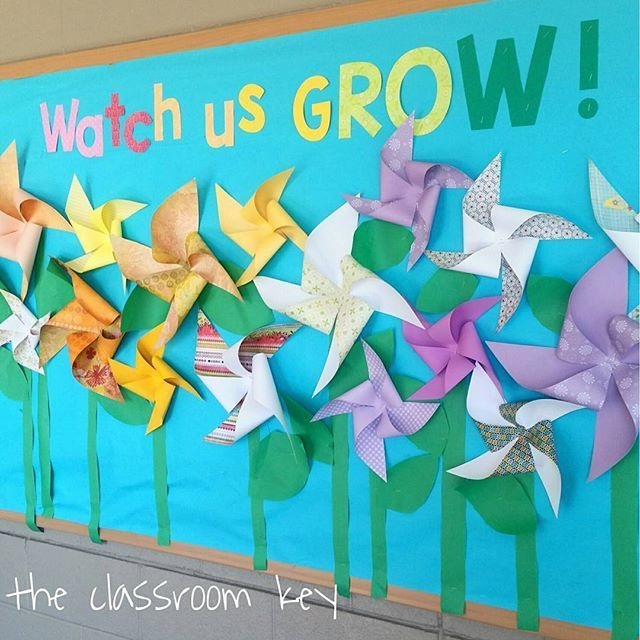 Spring Themed Classroom Decorations ~ Best images about seasonal spring theme on pinterest