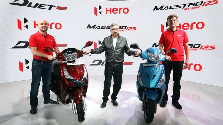 Hero MotoCorp used the recently concluded Auto Expo 2018 to reiterate its focus on the scooter segment by foraying into the fast growing125 cc …