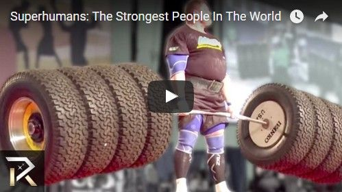 Beautifulplace4travel: The Strongest People In The World